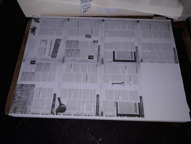 Fotos en imprenta y formularios enviados