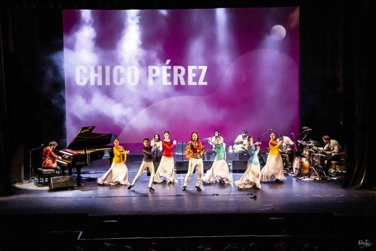 Concierto Chico Pérez en Festival de Otoño Jaén
