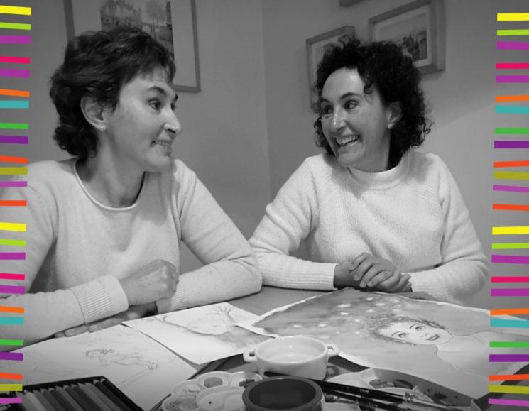 Eva y Alejandra Moreno Arcarons