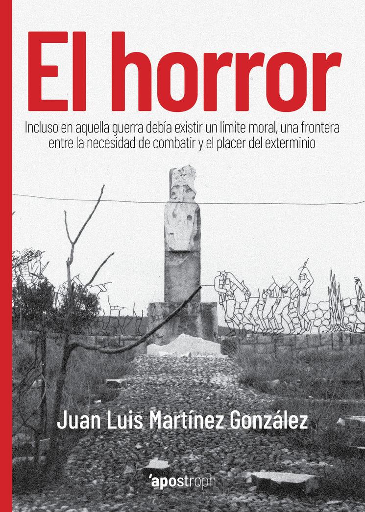 "Cubierta ""El horror"""