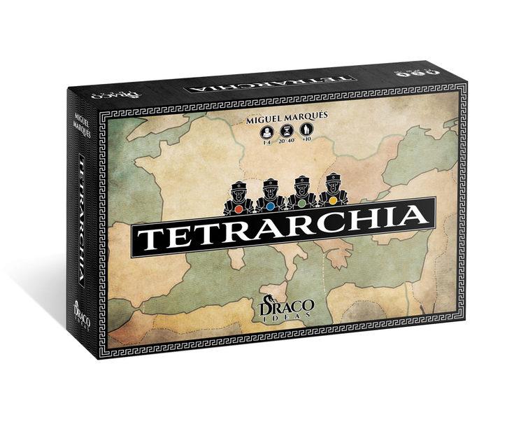 Tetrarchia en Los 300 de Draco