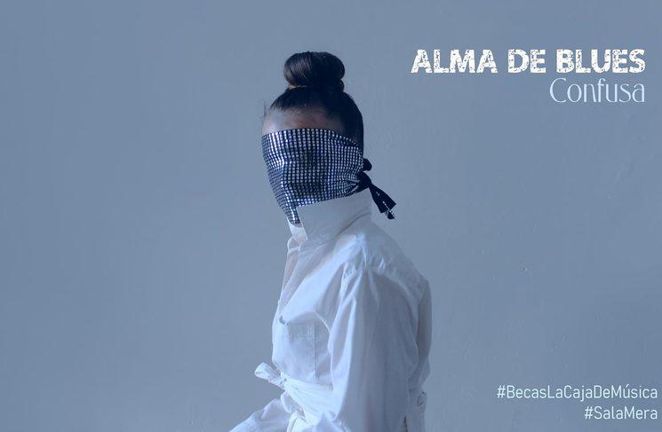 """Promo para RRSS del videoclip de Confusa """"Alma de Blus"""", estrenado en el verano del 2020"""