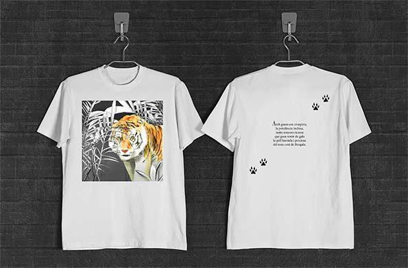 Samarreta tigre