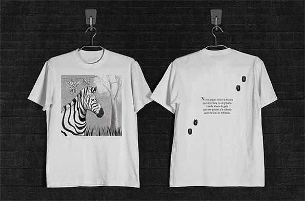 Samarreta zebra