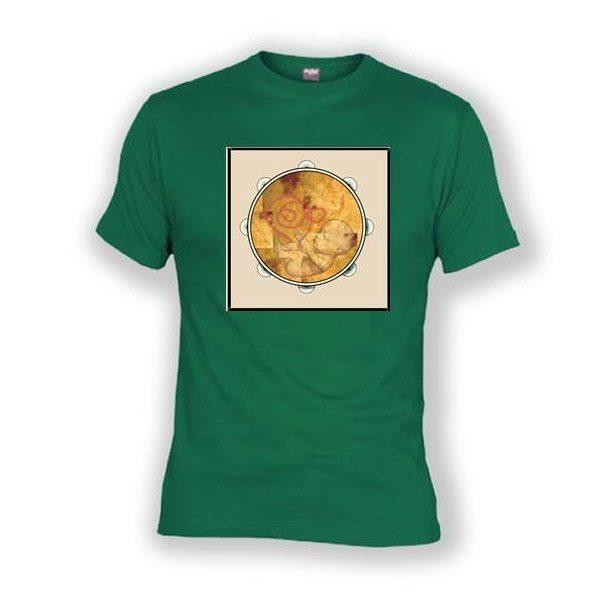 No tenemos la camiseta aún diseñada. Os la enseñaremos próximamente