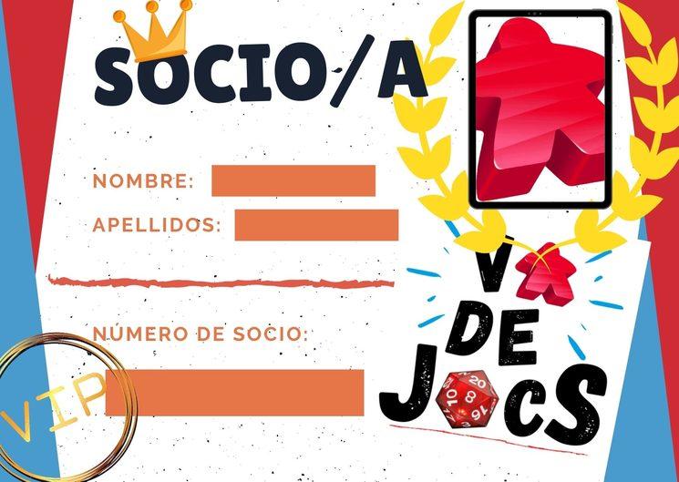 Soci VIP (imatge provisional)