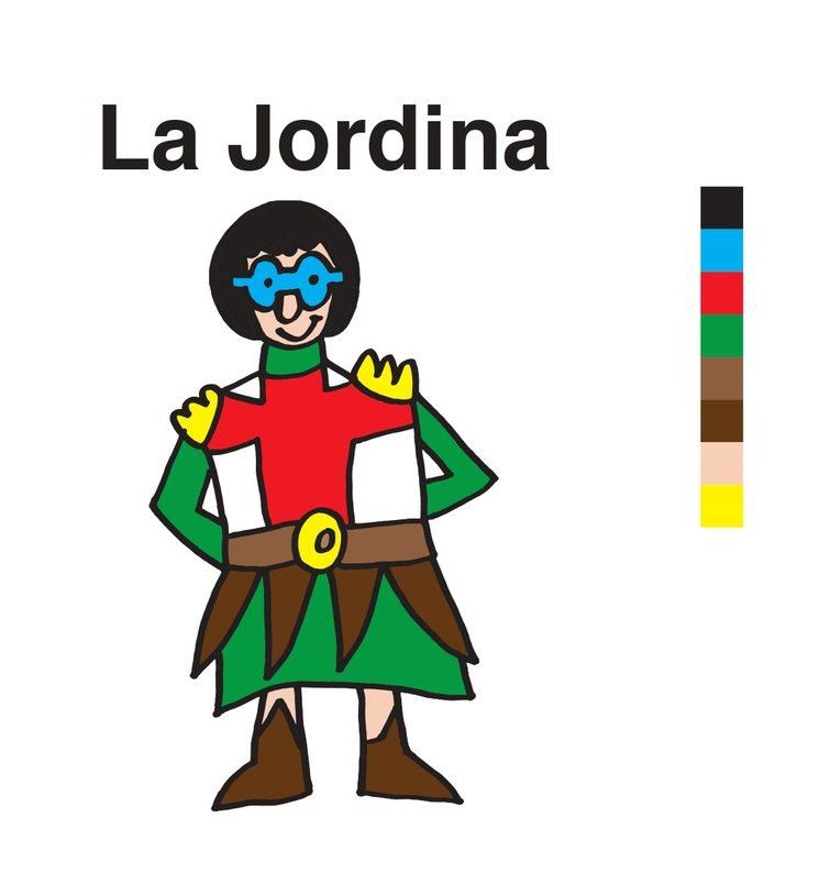 La Jordina, la nostra protagonista