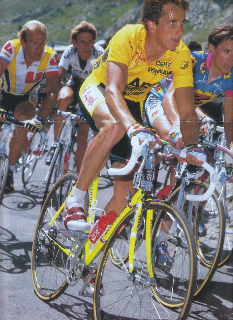 Greg Lemond volvería de manera brillante y se llevaría la victoria en el Tour de Francia de 1989