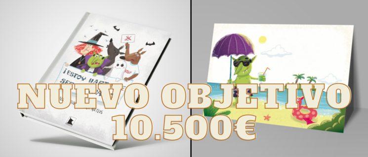 NUEVO RETO: 10.500€!