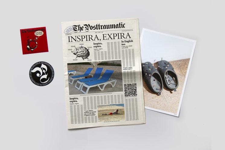 Pack 4. Octavi Serra limited edition print.