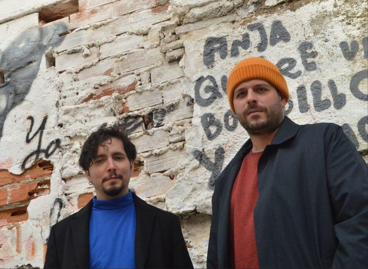 Daniel Torres y Enrique Oliver