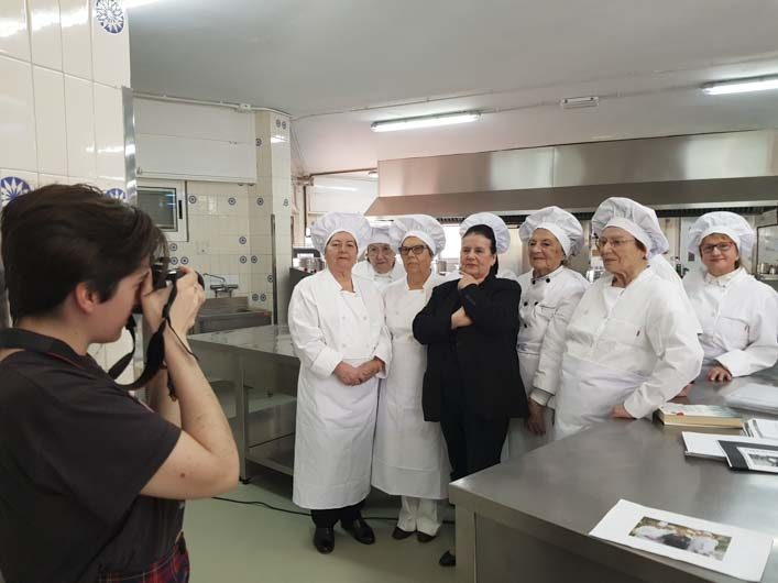 The best chefs in the world where in Ferrol.