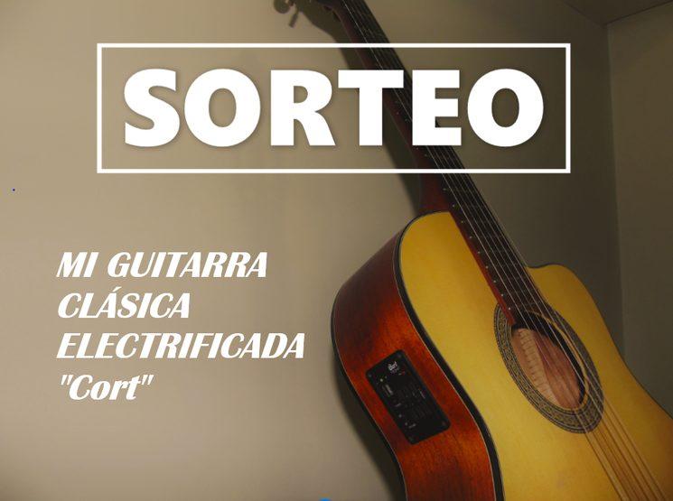 SORTEO UNA DE MIS GUITARRAS!!!