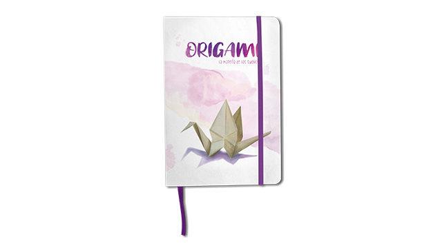 libreta Origami