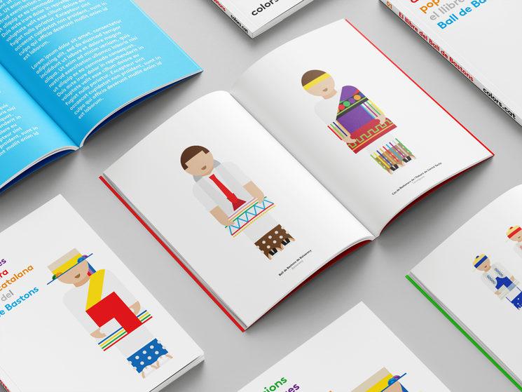 Exemples de paginacions del llibre