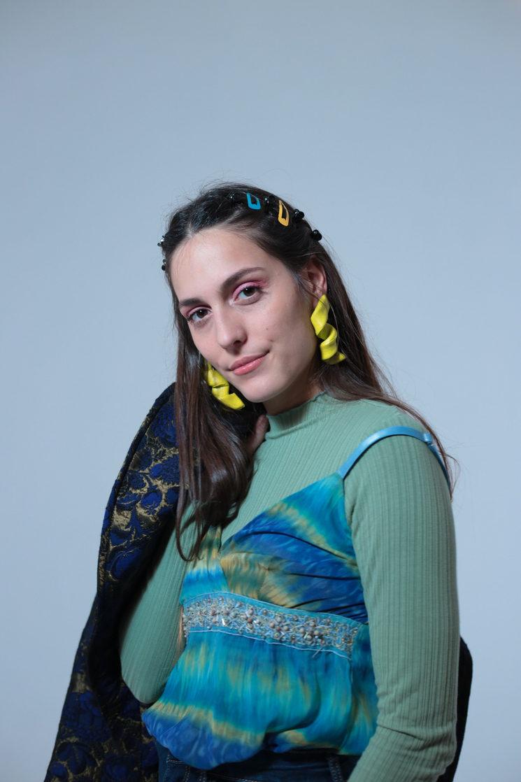 Elena Prados como Irene
