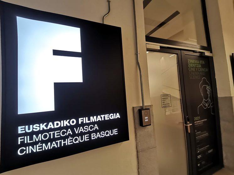 Euskadiko filmotekan