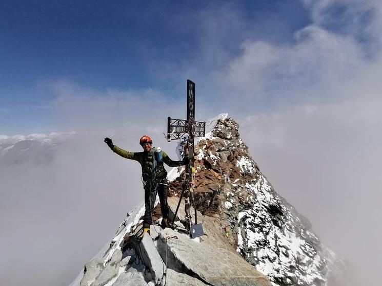 Cervino/Matterhorn 4478 metros, año 2020