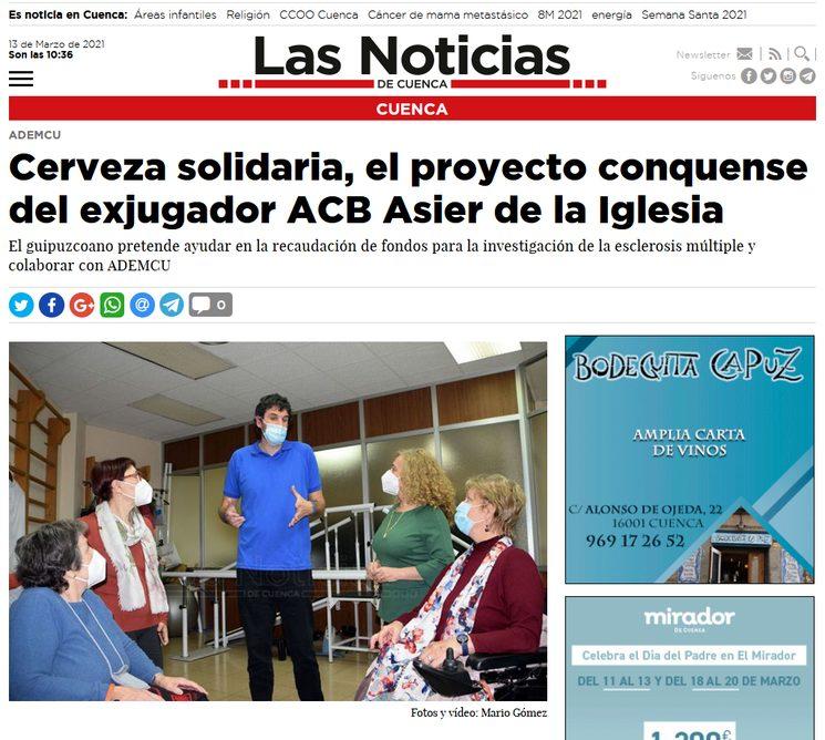 Fuente: Las Noticias de Cuenca