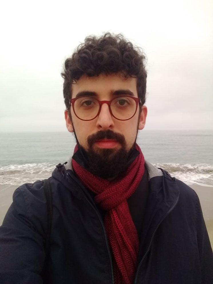 David Garcia, ayudante de producción