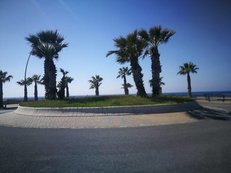 rotonda dónde se ubicará el monumento