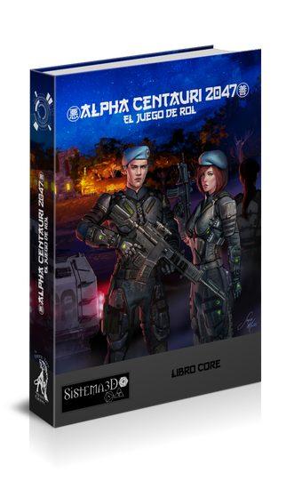 Alpha Centauri 2047 - El JdR