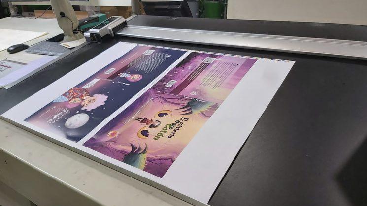 Los libros están acabándose de imprimir (Ogro Golón): Fecha 30/03