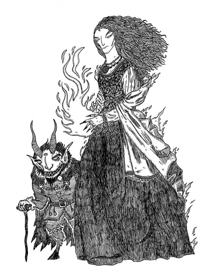 María de Padilla y el Diablo Cojuelo