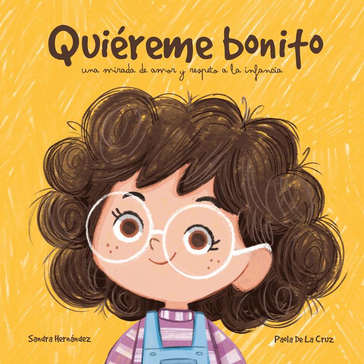 "Portada del cuento ""Quiéreme Bonito"""