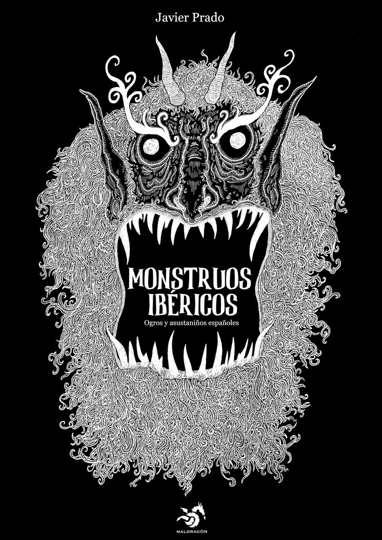 Portada Monstruos Ibéricos