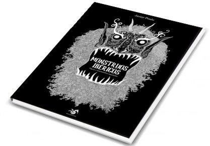 Libro Monstruos Ibéricos edición