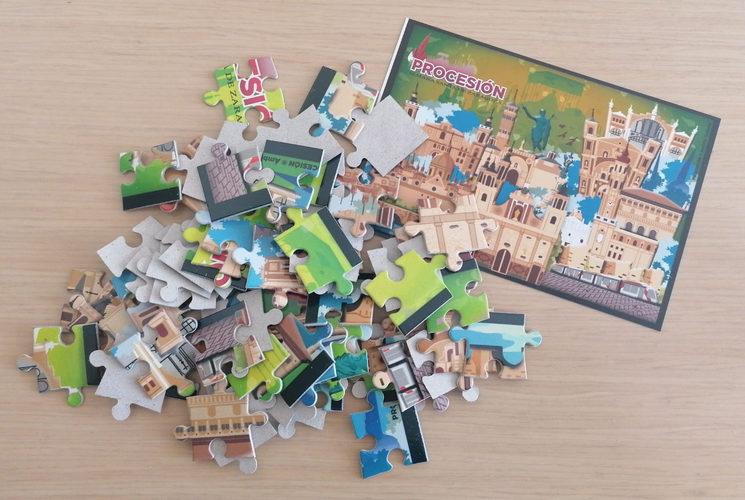 ¡Han llegado los puzzles!