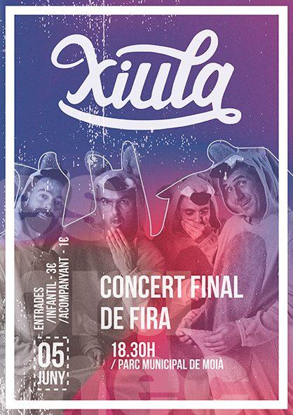 BIG CHICKEN de Xiula, el concert final de l'Esbramec!