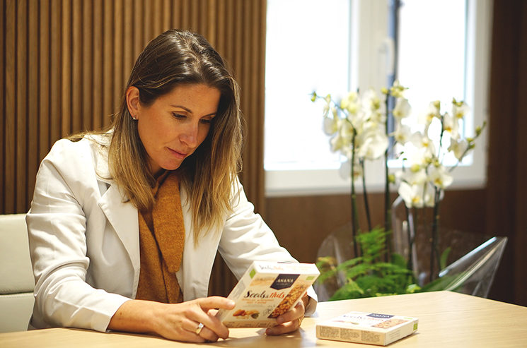 - Itziar Digón, especialista en Mindful Eating -