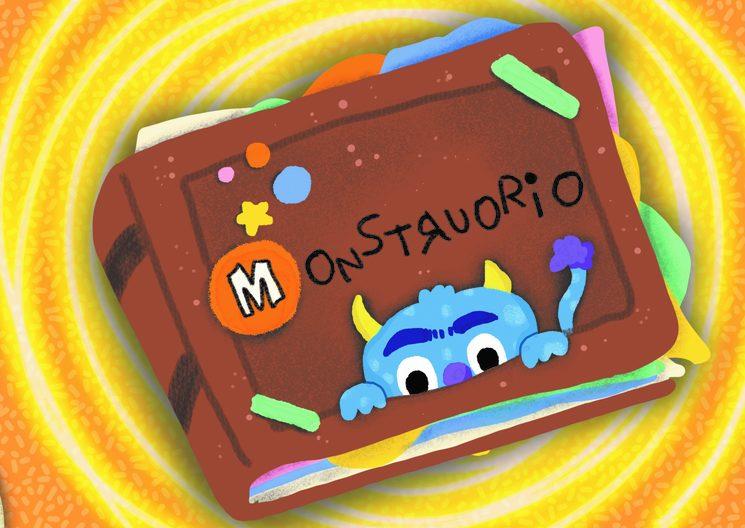 El MonstruOrio el Gran Libro de las Verdades de los Monstruos