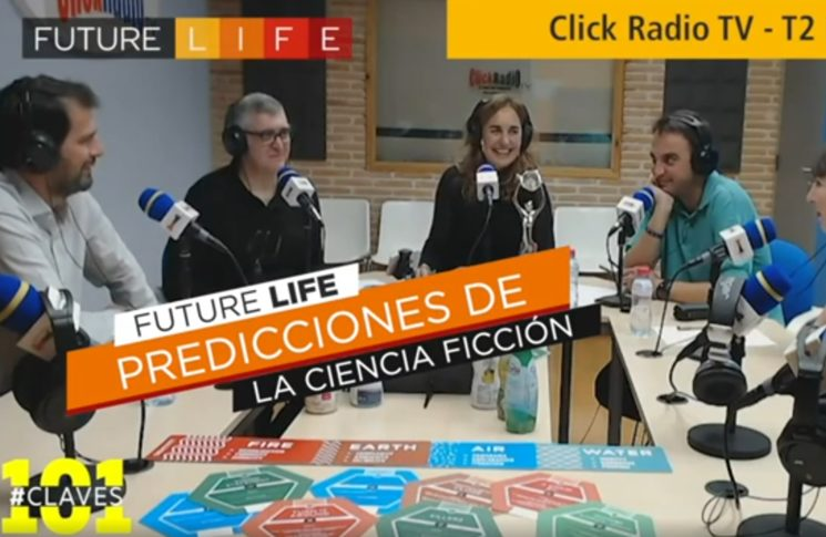 """Programa 5 de la T2 de """"101 claves para crear e innovar"""" en Click Radio TV"""