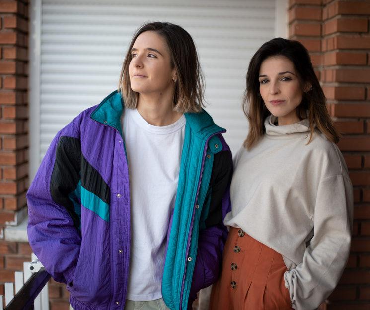 Bake Gómez y Celia Avilés