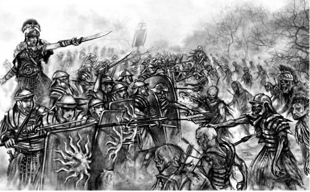 Estilo de las ilustraciones que se incluyen en el juego