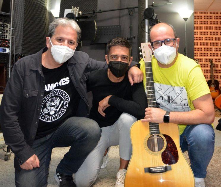 Paco Garnelo, Jonatan Penalba i Wilfridenergiahumana a pandostudio