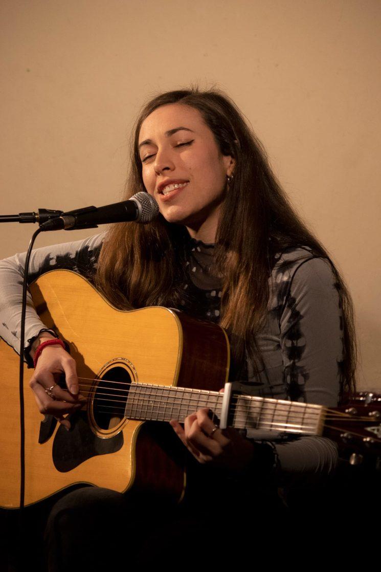 Rebeca Soul en concierto en Libertad 8