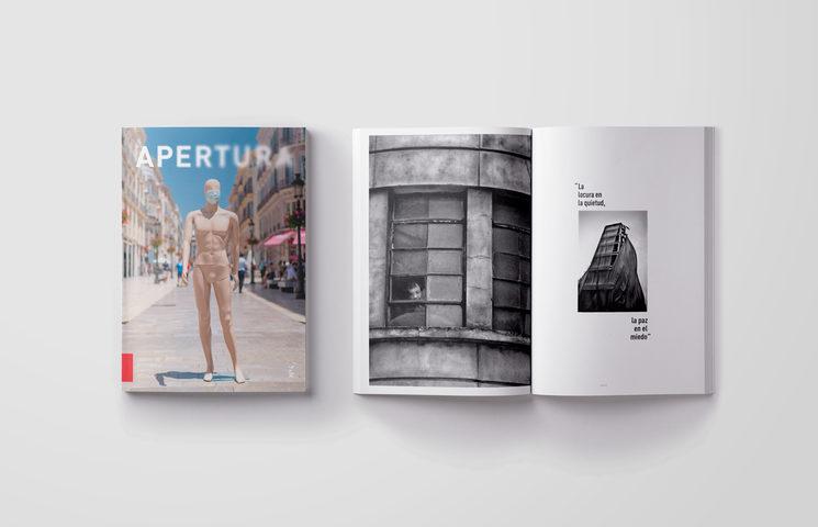 Medidas: 22 x 32 cm. 64 páginas + cubiertas impresas en offset. / Papel: Munken Print White 90 gramos / Encuadernación: Fresada