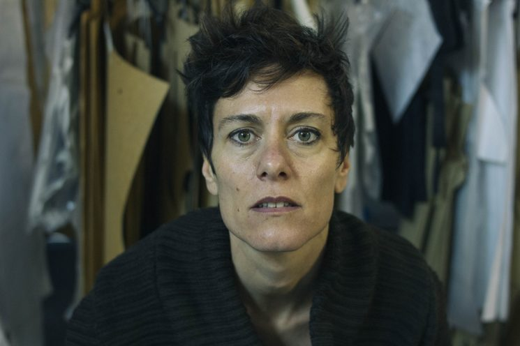 Anna Alarcón, actress who will play Adela, the protagonist of this story