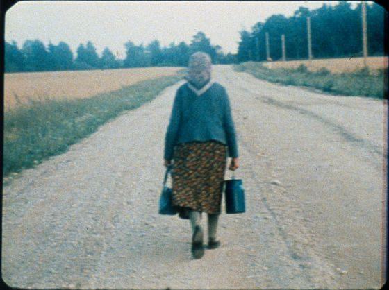 """Reminisces of a Journey to Lithuania"" (Jonas Mekas, 1972)"