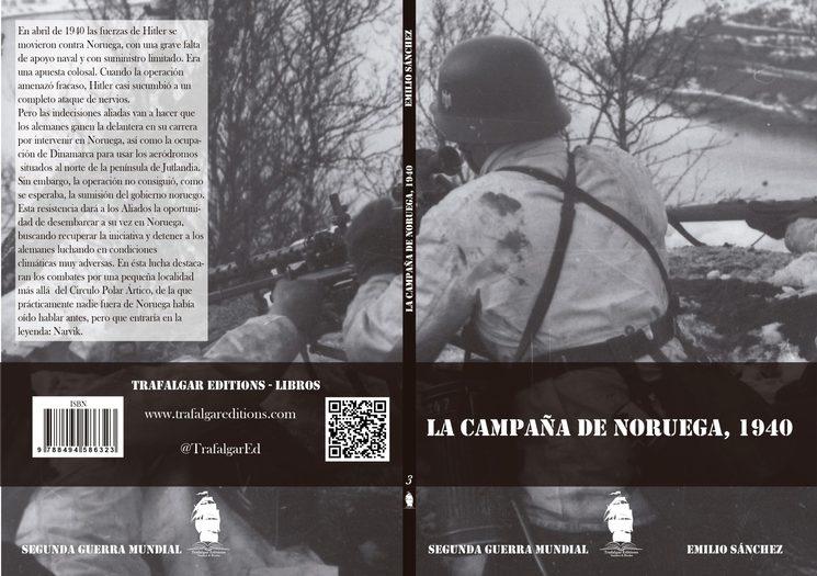 «La Campaña de Noruega, 1940», por Emilio Sánchez