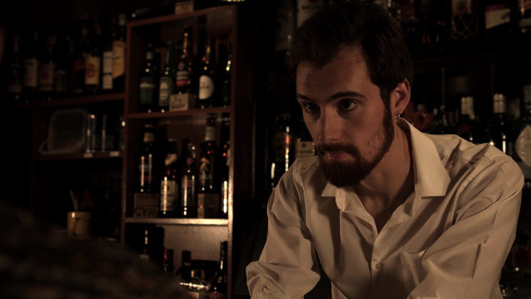 """Mark"" Played by Salva Pérez"