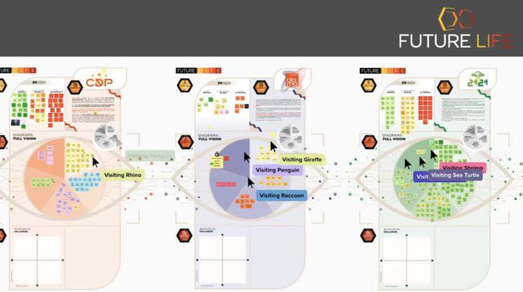 Full Vision Eye es una de las herramientas del Envision KIT de Future LIFE.