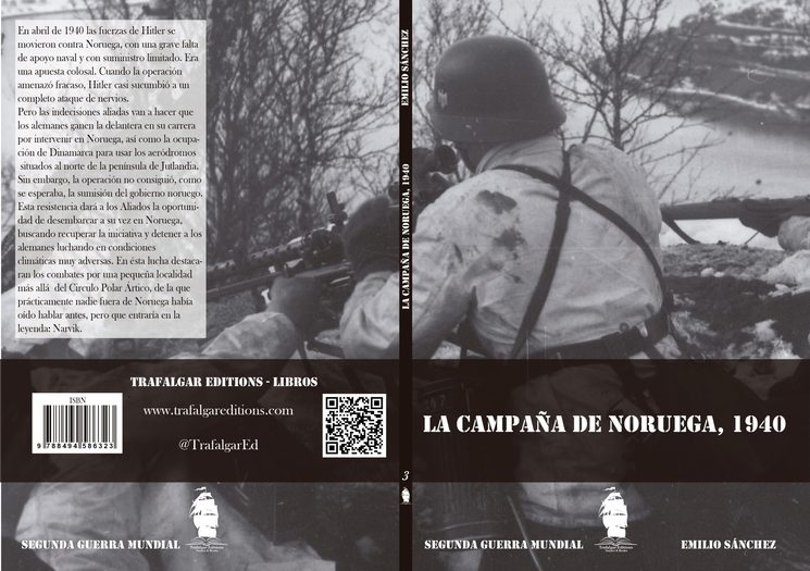 Portada del libro. ¡13€ Durante la campaña!