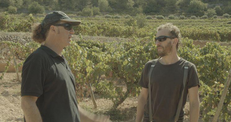 Catan Catalunya. Passejant per les vinyes de Puig Batet, amb en Xavi Puig a Sant Pere de Ribes.