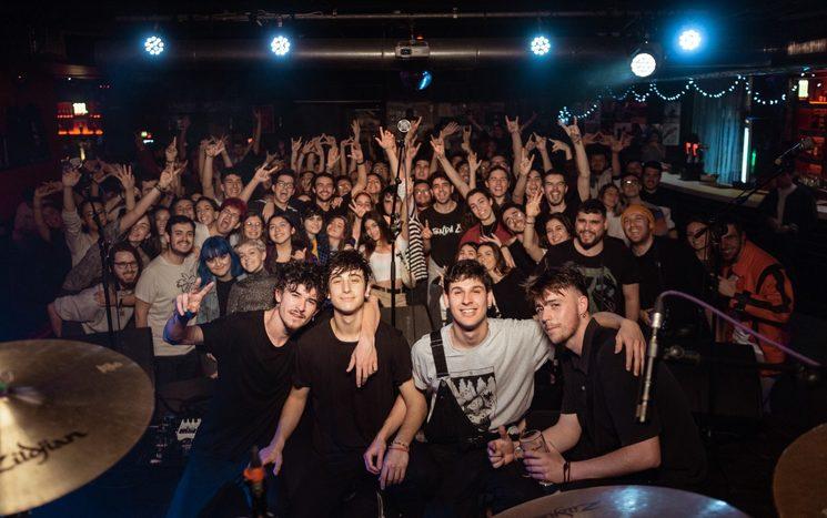 Al Loco Club, febrer de 2020