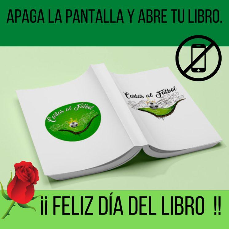 ¡ No hay mejor regalo que un apasionado libro de amor ...! amor por el FÚTBOL